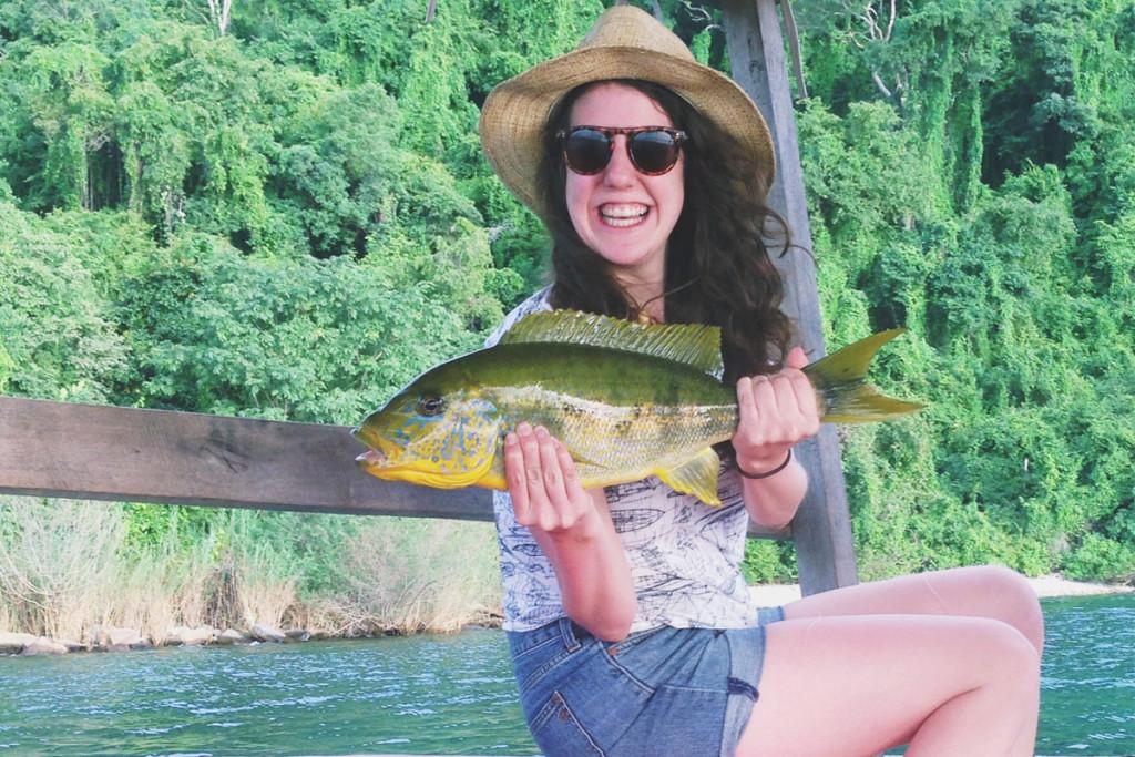 Fishing Mahale