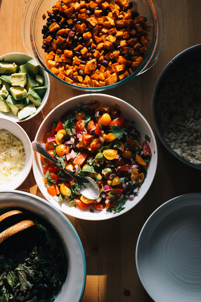 My Everyday Burrito Bowl // michellearbus.com