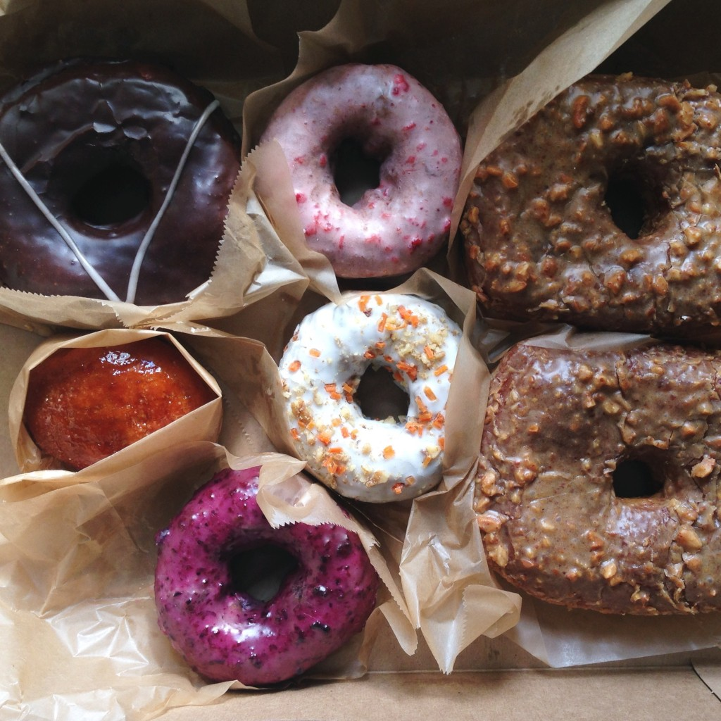 doughnut plant // a weekend in nyc