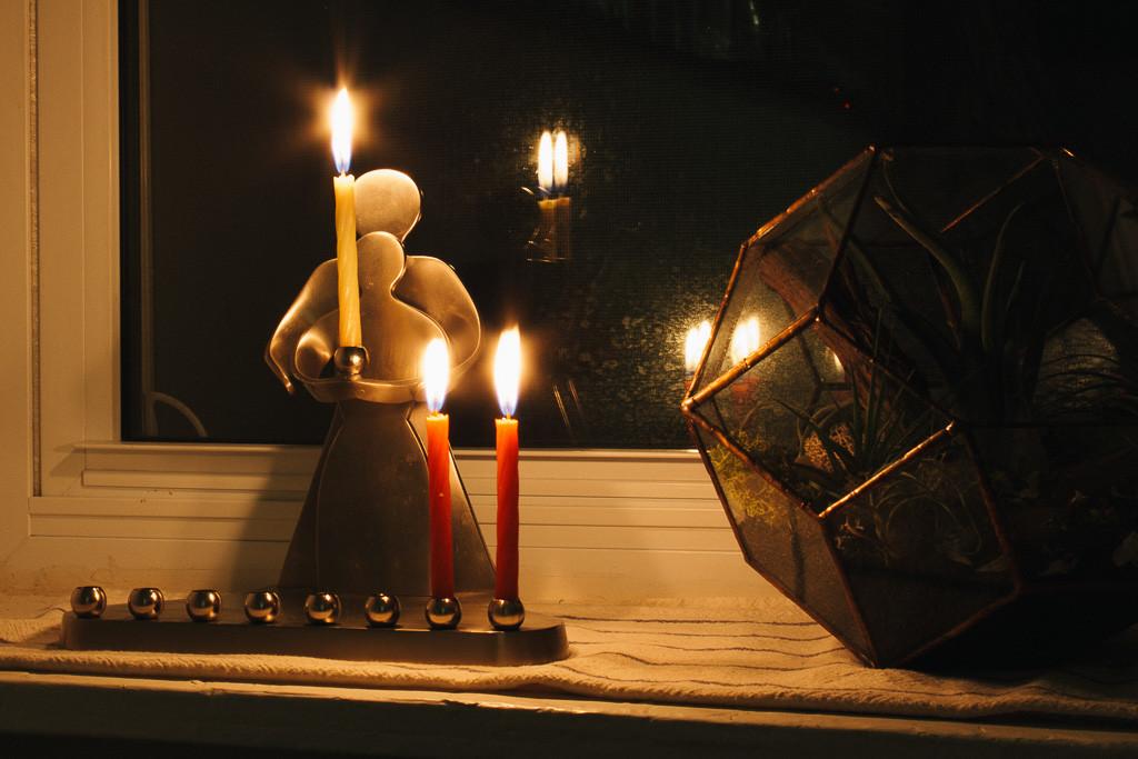 Chanukkah // michellearbus.com