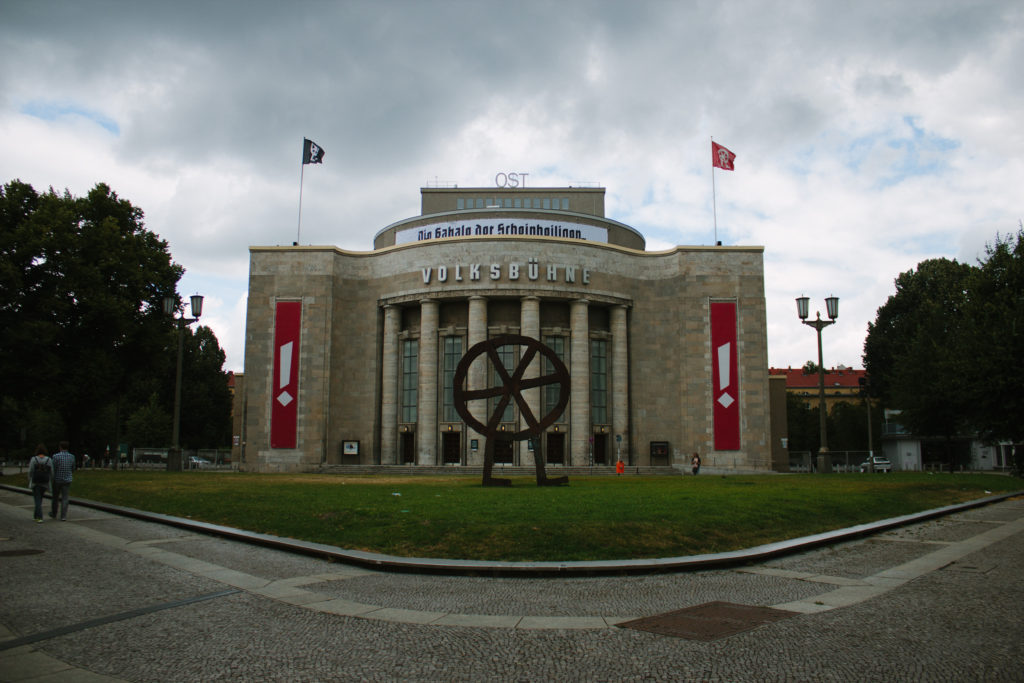 travel guide: berlin
