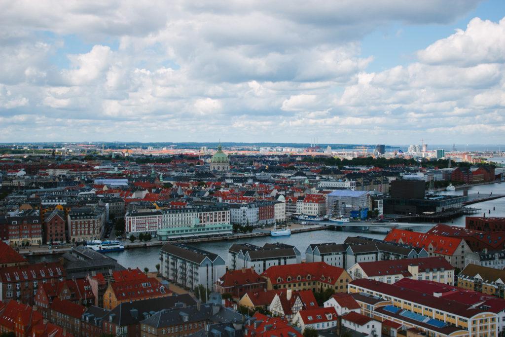 travel guide: copenhagen