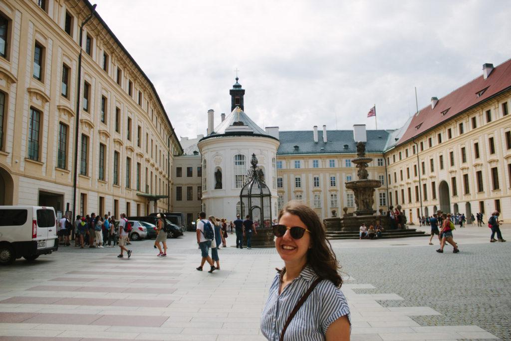travel guide- Prague