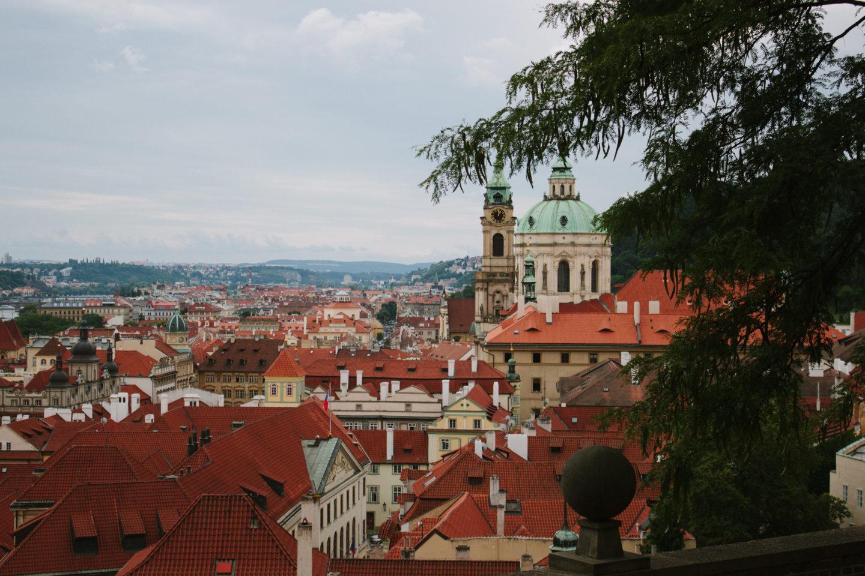 travel guide: Prague