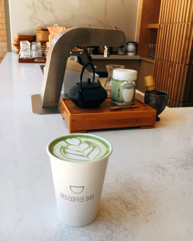 neo coffee bar, toronto